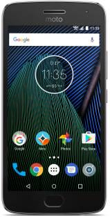 Moto G5 Plus (Lunar Grey, 32 GB)  4 GB RAM | 32 GB ROM | Expandable Upto 128 GB5.2 inch Full HD Display12MP Primary Camera | 5MP Front3000 mAh Battery Snapdragon 625 Processor 1 Year for Mobile & 6 Months for Accessories