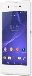 SONY Xperia E3 Dual (White, 4 GB)