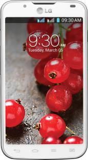 LG Optimus L7 II Dual (White, 4 GB)