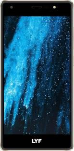LYF Water F1S (Gold, 32 GB)