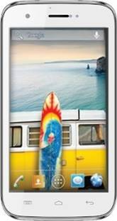 Micromax Canvas Lite A92 (White, 4 GB)