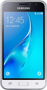 SAMSUNG Galaxy J1 (4G) (White, 8 GB)