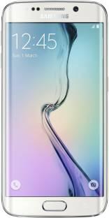 SAMSUNG Galaxy S6 Edge (White Pearl, 32 GB)