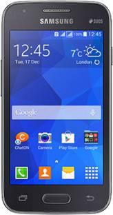 SAMSUNG Galaxy S Duos 3 (Charcoal Grey, 4 GB)