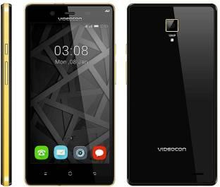Videocon Infinium Z55 Krypton (Black, 8 GB)