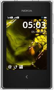 Nokia Asha 503 (White, 128 MB)