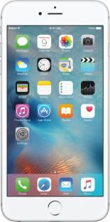 APPLE iPhone 6s Plus (Silver, 16 GB)