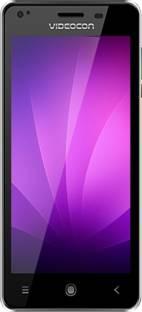 Videocon Infinium Z51 Nova (Black, 8 GB)
