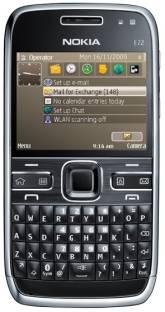 Nokia E72 (Black, 250 MB)