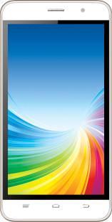 Intex Cloud 4G Smart (White & Champagne, 8 GB)