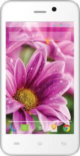 LAVA Iris X1 Atom (White & Silver, 8 GB)