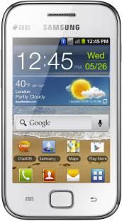 SAMSUNG Galaxy Ace Duos (Chic White, 3 GB)