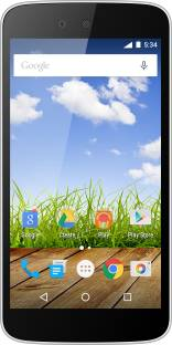 Micromax Canvas Fire A093 (Black & Gold, 4 GB) Online at Best Price