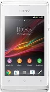 SONY Xperia E (White, 4 GB)