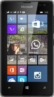 MICROSOFT Lumia 532 (Black, 8 GB)