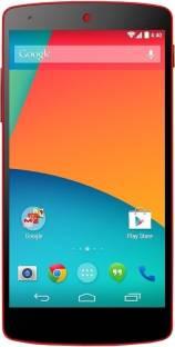 Nexus 5 (Red, 32 GB)