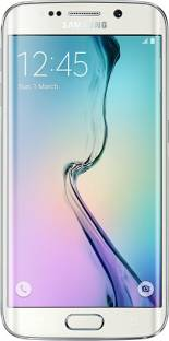 SAMSUNG Galaxy S6 Edge (White Pearl, 64 GB)