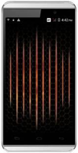 Micromax Canvas Fire A104 (White, Gold, 4 GB)