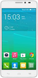 Alcatel Onetouch Idol X Plus (White, 16 GB)