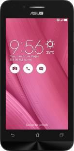 ASUS Zenfone Go 4.5 (Pink, 8 GB)