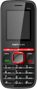 KARBONN K2S Dual Sim - Black & Red