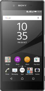SONY Xperia Z5 Dual (Graphite Black, 32 GB)