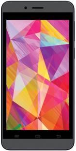Intex Aqua Q7 Pro (Black & Grey, 8 GB)
