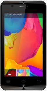 KARBONN ALFA A90 3G (BLACK AND SILVER, 512 MB)