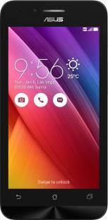 ASUS Zenfone Go 4.5 (Black, 8 GB)