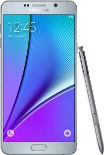 SAMSUNG Galaxy Note 5 (Silver, 32 GB)