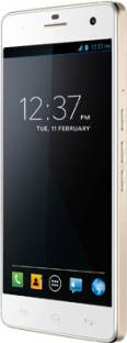 Micromax Canvas Knight A350 (White and Gold, 32 GB)
