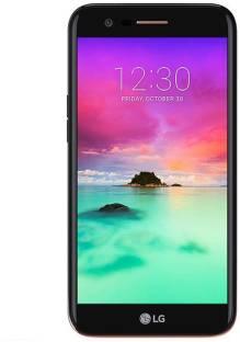 LG K10 2017 (Black, 16 GB)