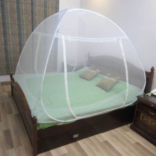 Healthgenie Polyester Adults Double Bed Mosquito Net & Flipkart.com | Buy Mosquito Nets Online at Best Prices In India