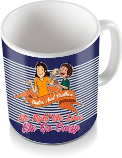 gift tech for your brother classic ceramic mug price in india buy