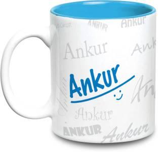 Hot Muggs Me Graffiti - Ankur Ceramic Mug