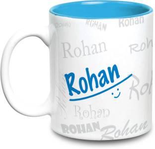 Hot Muggs Me Graffiti - Rohan Ceramic Mug