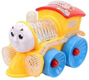 MK Enterprises Funny Loco Train with Light and Sound