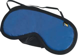 Travel Blue Eye Mask