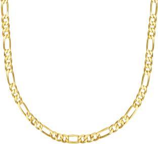 97036db1ecd Shining Jewel 24K Gold Chain Combo Gold-plated Plated Brass Chain ...