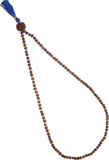Indiatrendzs Mala Crystal Crystal Necklace