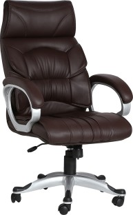 Amazing VJ Interior Leatherette Office Arm Chair