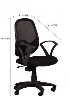 Ks chairs Fabric Office Chair