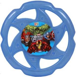 MARVEL Avengers Flying Disc for Kids Frisbie & Boomerang