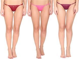 597799215879 Boldnyoung Women's Thong Multicolor Panty - Buy Boldnyoung Women's ...