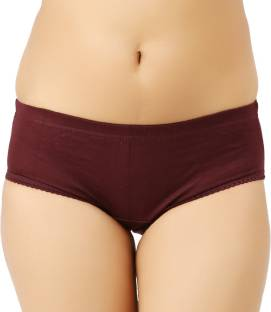 Vaishma Women's Brief Maroon Panty