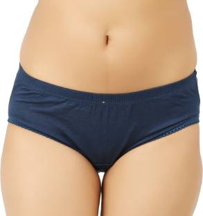 Vaishma Women's Brief Dark Blue Panty