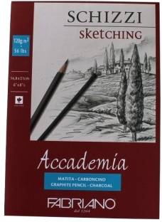 Fabriano Accademia A5 120 gsm Drawing Paper