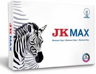 JK PAPER MAX A4 Xerox paper-A4 Printer Paper Unruled A/4 67 gsm Printer Paper