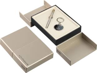 Parker Classic SS GT Ball Pen (with Keychain)