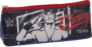 WWE WWE Cartoon Art NYLON & PVC Pencil Box
